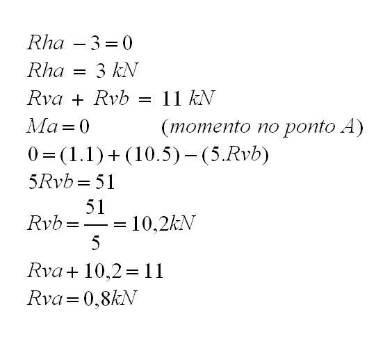 exercicio 1 calculos